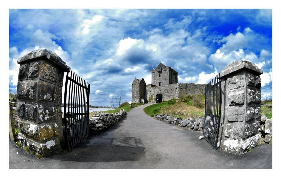 Dunguaire Castle, Kinvara IV