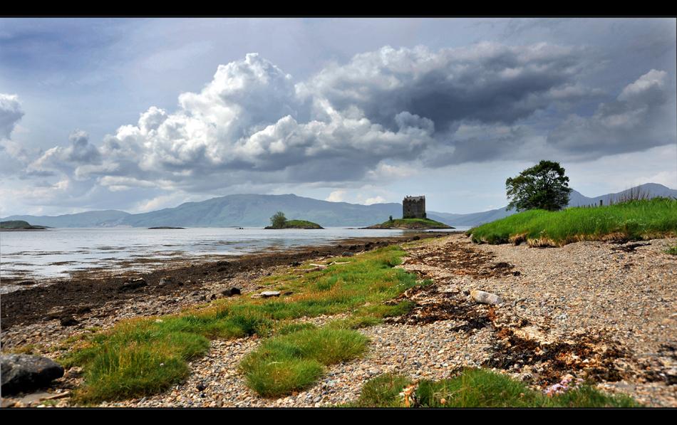 Castle Stalker / Loch Linnhe