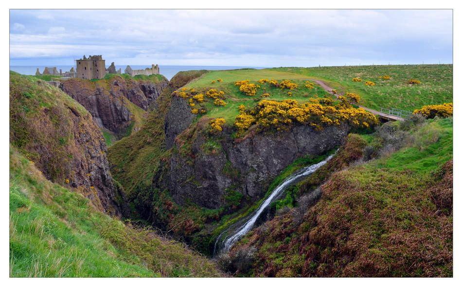 Dunnottar Castle IV