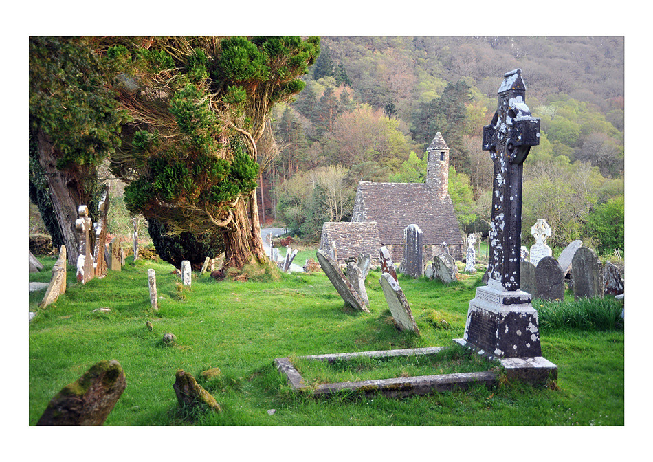 Glendalough / Wicklow Mountains V