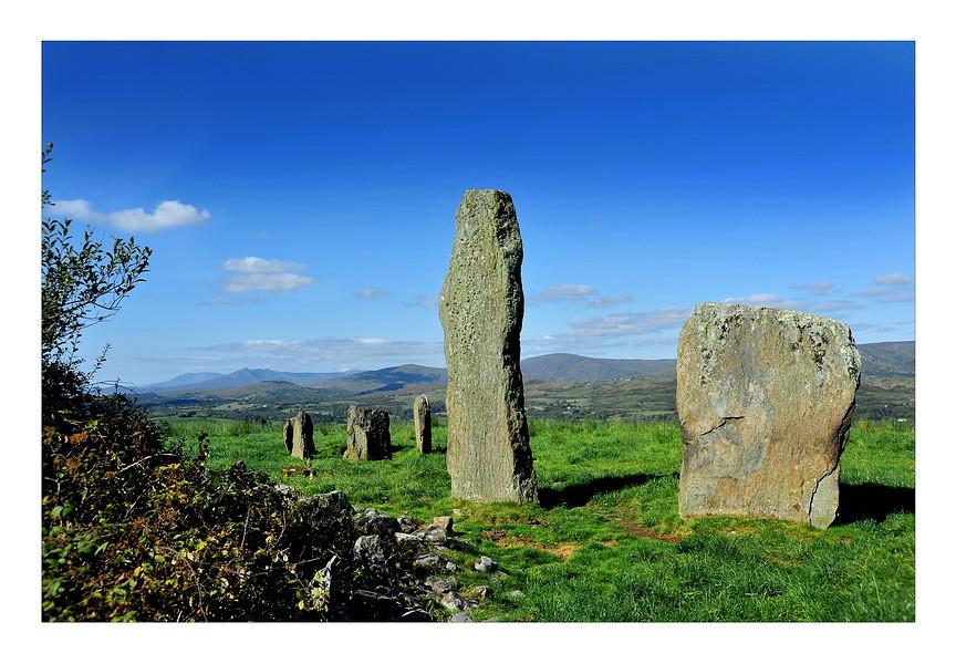 Kealkill Stone Circle / Co. Cork I
