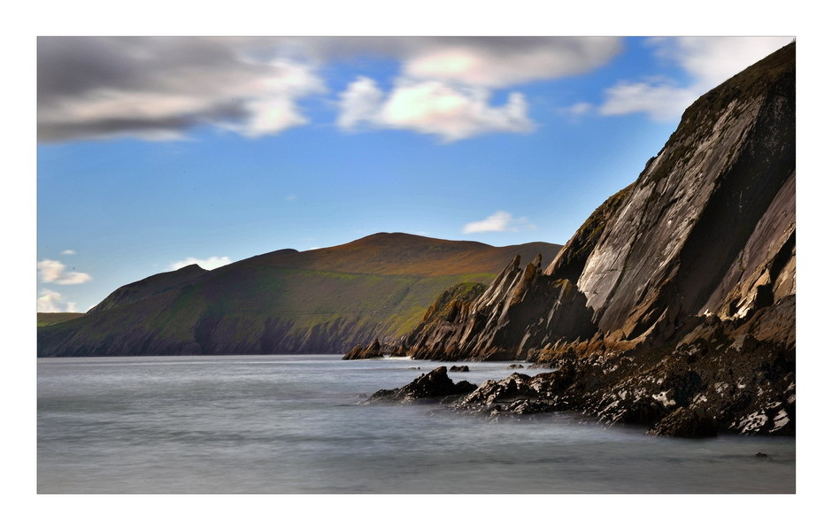 Coumeenole Beach, Dingle Peninsula, Co. Kerry