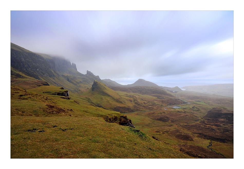 Quiraing-Massiv / Trotternish - Isle of Skye II