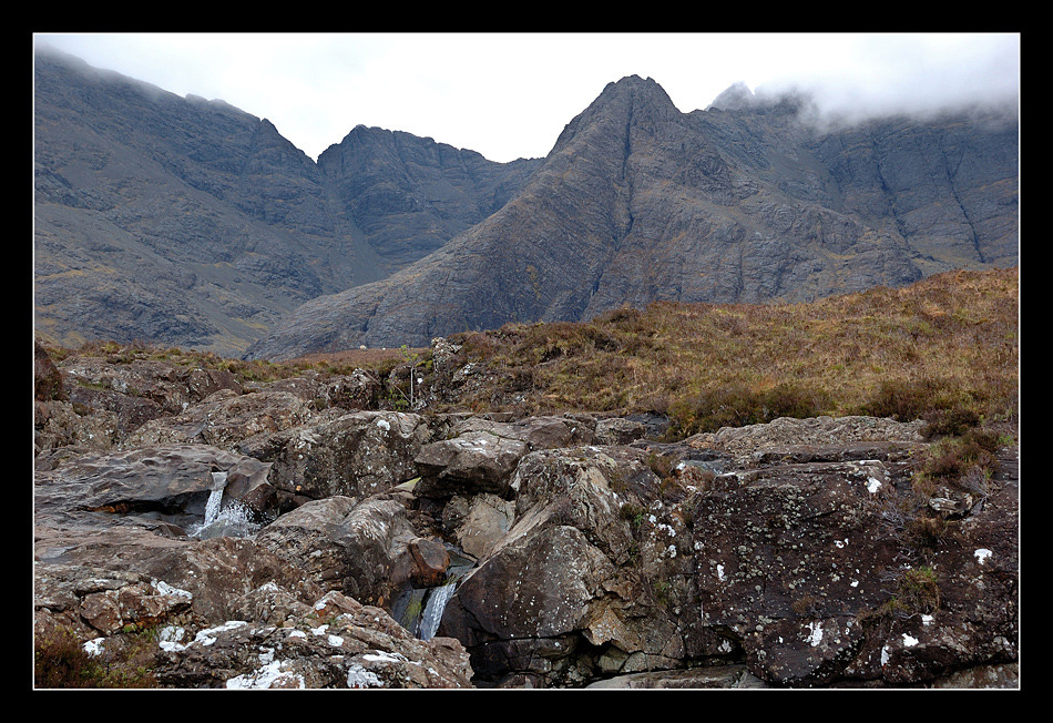 Fairy Pools, Glen Brittle, Skye V