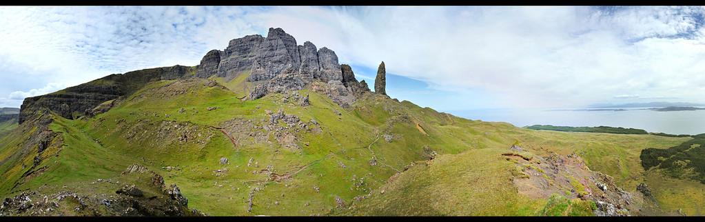 Isle of Skye / Old Man of Storr IV