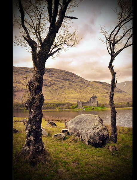 Kilchurn Castle, Loch Awe, Highlands V