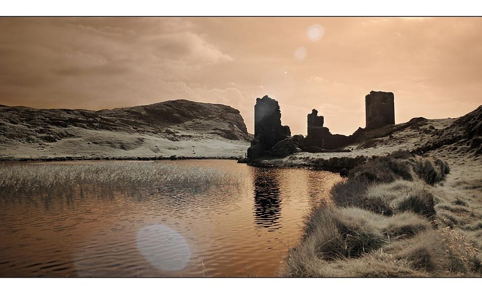 Three Castle Head / Mizen Peninsula VIII (Infrarot)