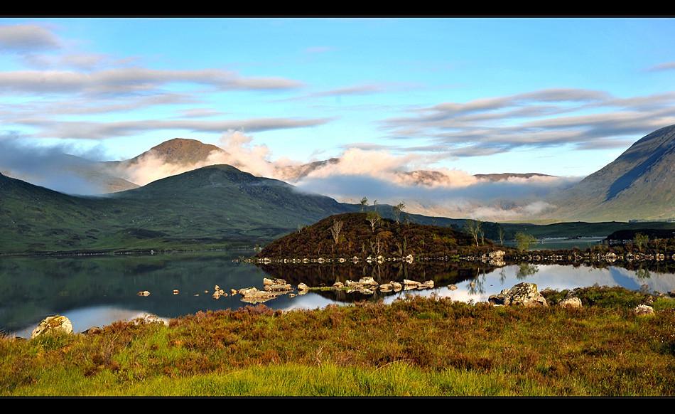 Rannoch Moor / Loch Nah-Achlaise II
