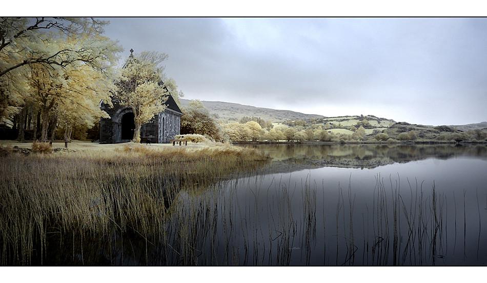 Gougane Barra National Forest Park / Cork III (Infrarot)