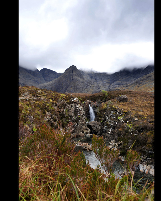 Fairy Pools and Cuillins / Isle of Skye III
