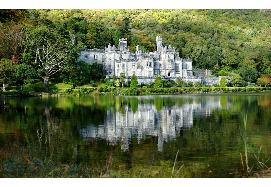 Kylemore Abbey / Connemara Nationalpark VII