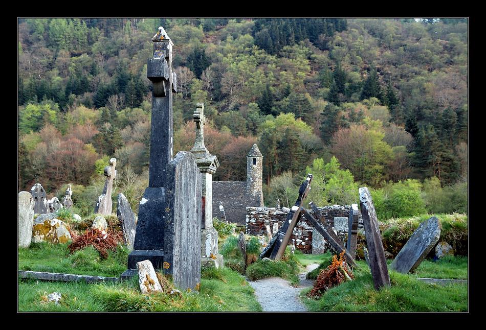 Glendalough / Wicklow Mountains III