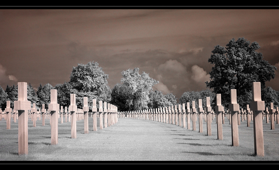 Soldatenfriedhof Henri-Chapelle