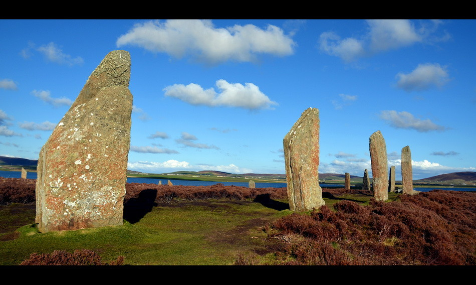 Ring Of Brodgar / Mainland, Orkney VI