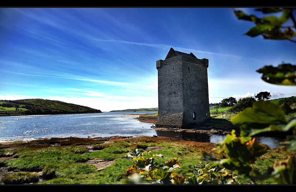 Rockfleet Castle / County Mayo