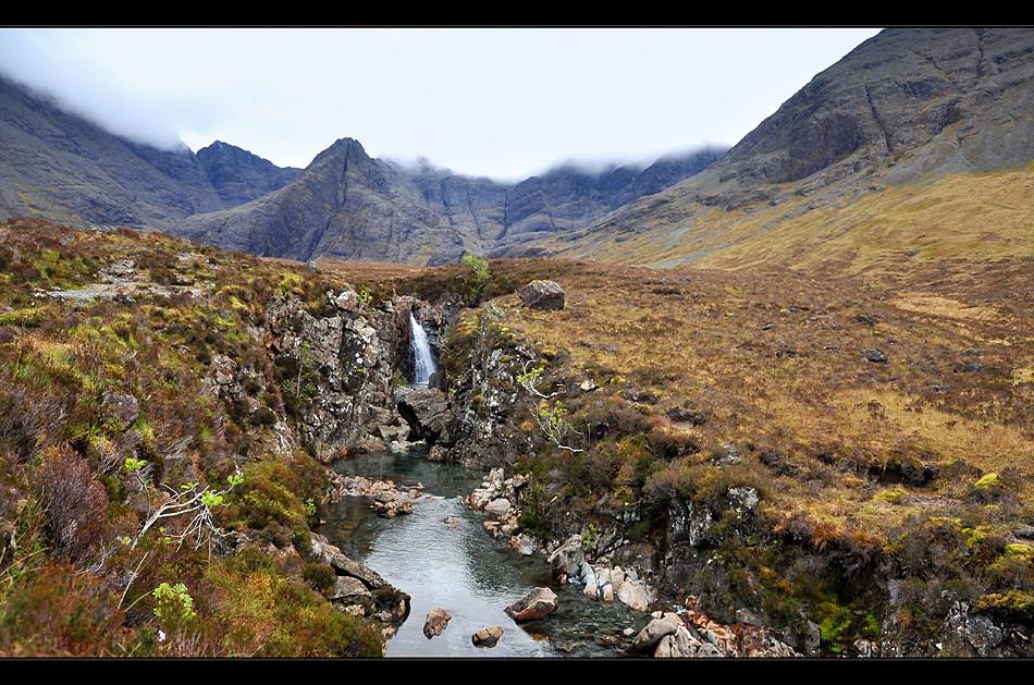 Fairy Pools and Cuillins / Isle of Skye II