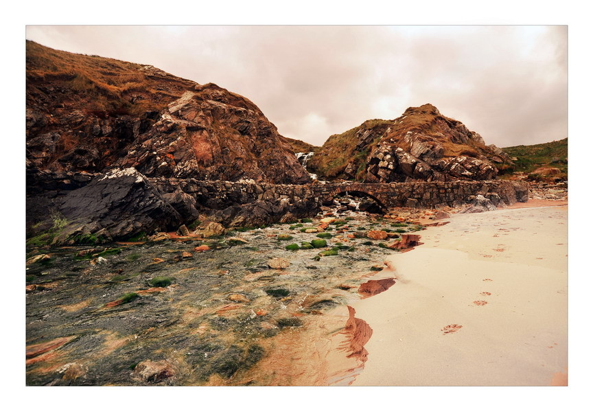 Strand bei Durness IV