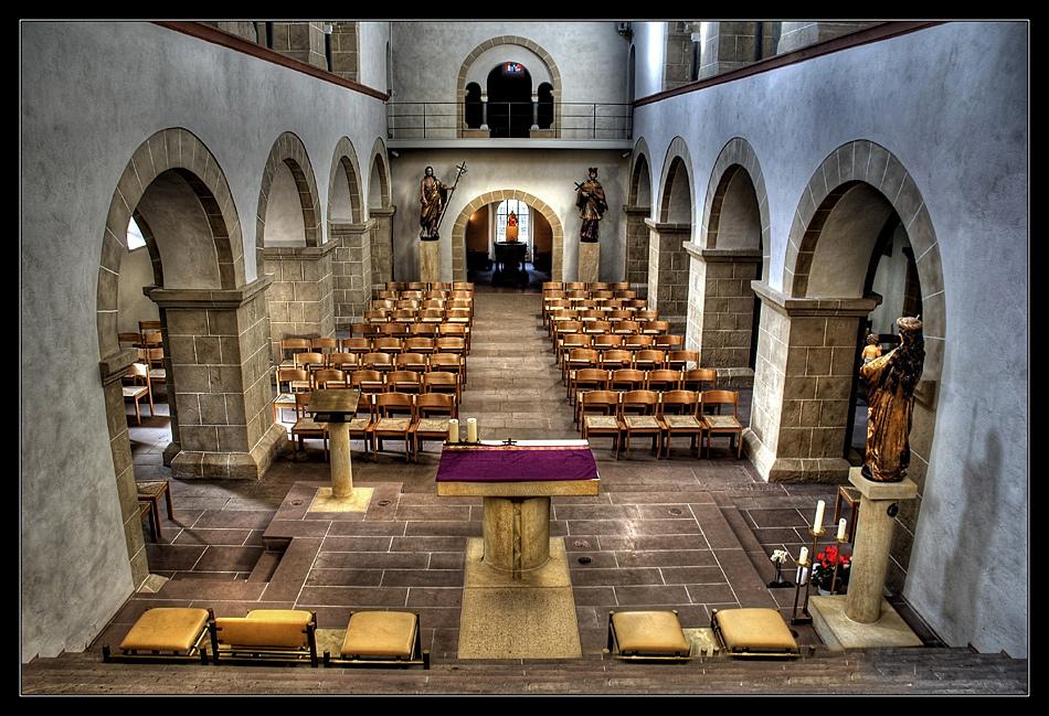 Johanniskirche Lahnstein