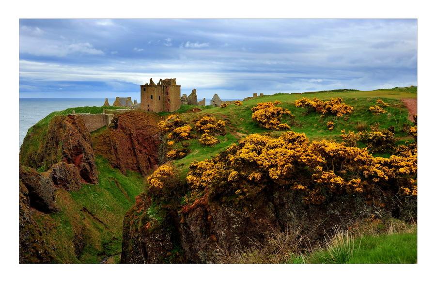 Dunnottar Castle III