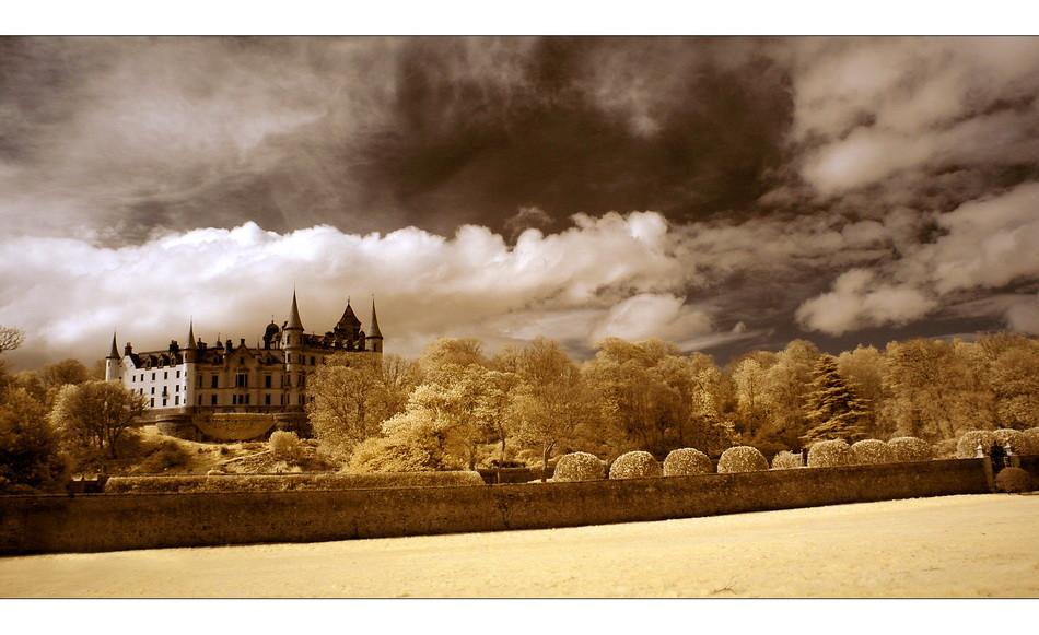 Dunrobin Castle II (Infrarot)