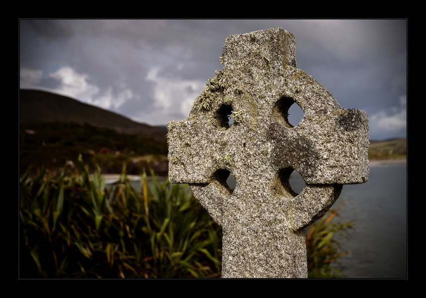 Derrynane Abbey, Iveragh Peninsula, Co. Kerry III
