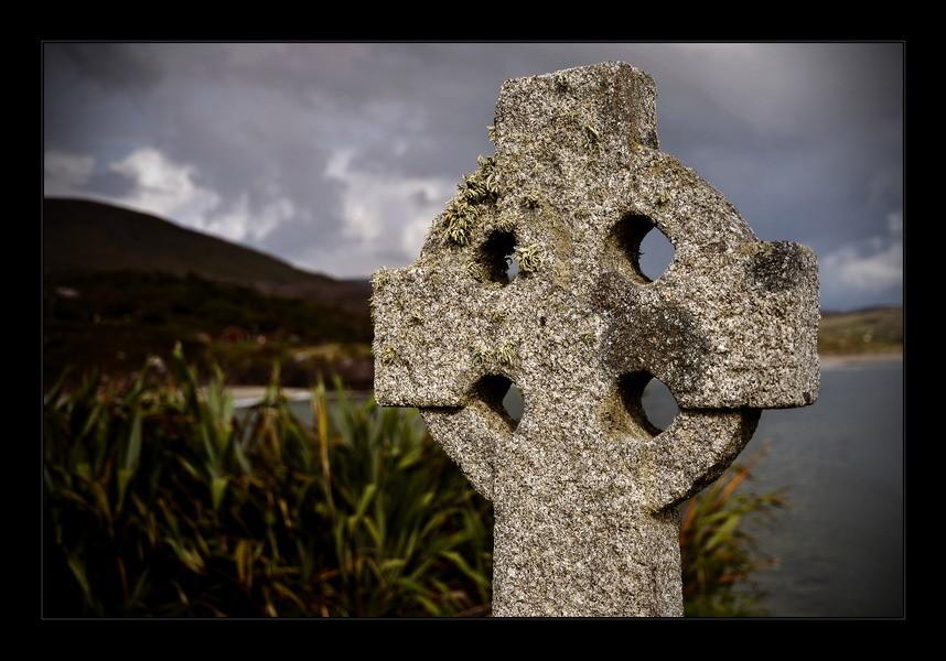 Derrynane Abbey, Iveragh Peninsula, Co. Kerry III