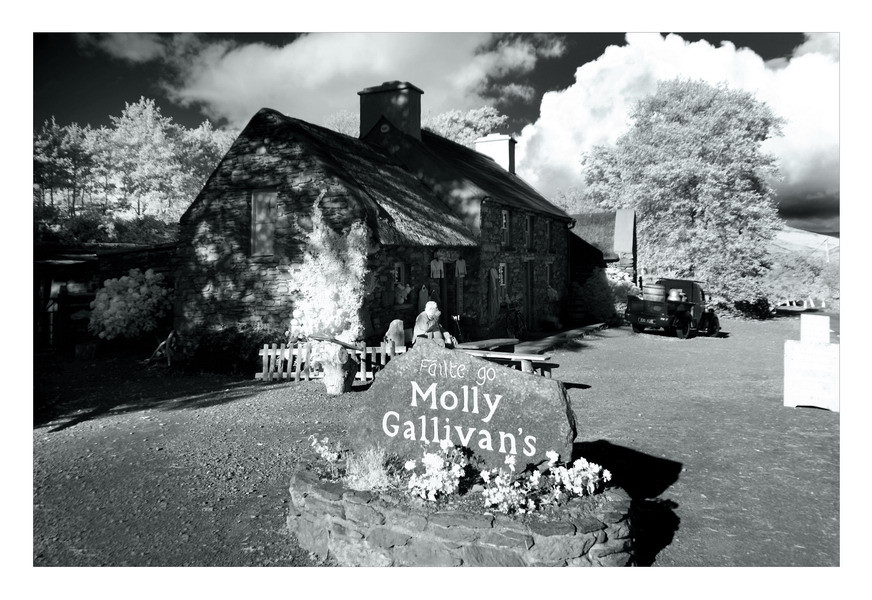 Molly Gallivans Cottage & Traditional Farm /Bonane, Co. Kerry