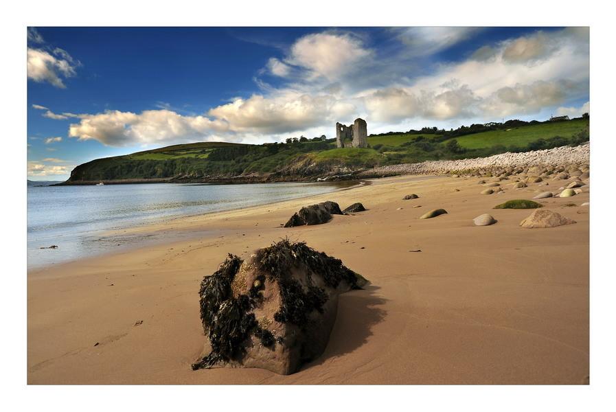 Minard Castle, Dingle Peninsula, Co. Kerry IV