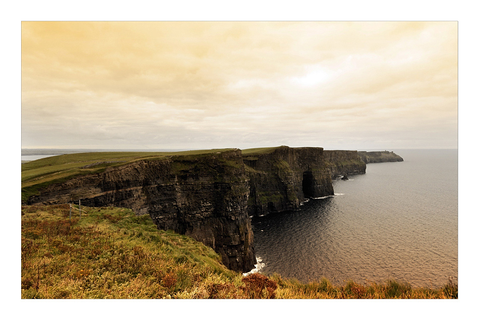 Cliffs of Moher / County Clare III