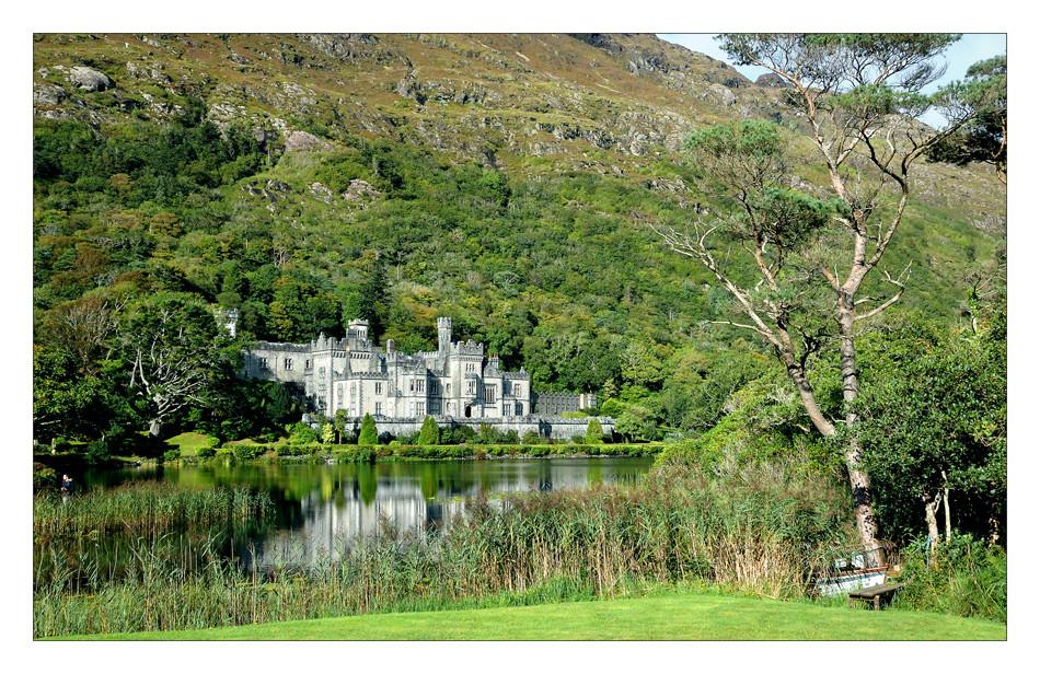 Kylemore Abbey / Connemara Nationalpark III