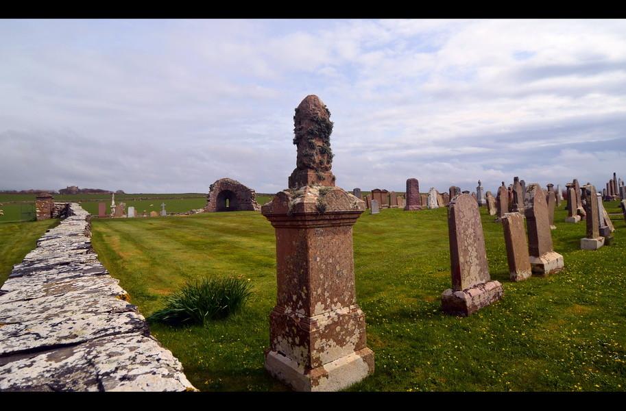 Orphir Round Kirk / Mainland, Orkney II