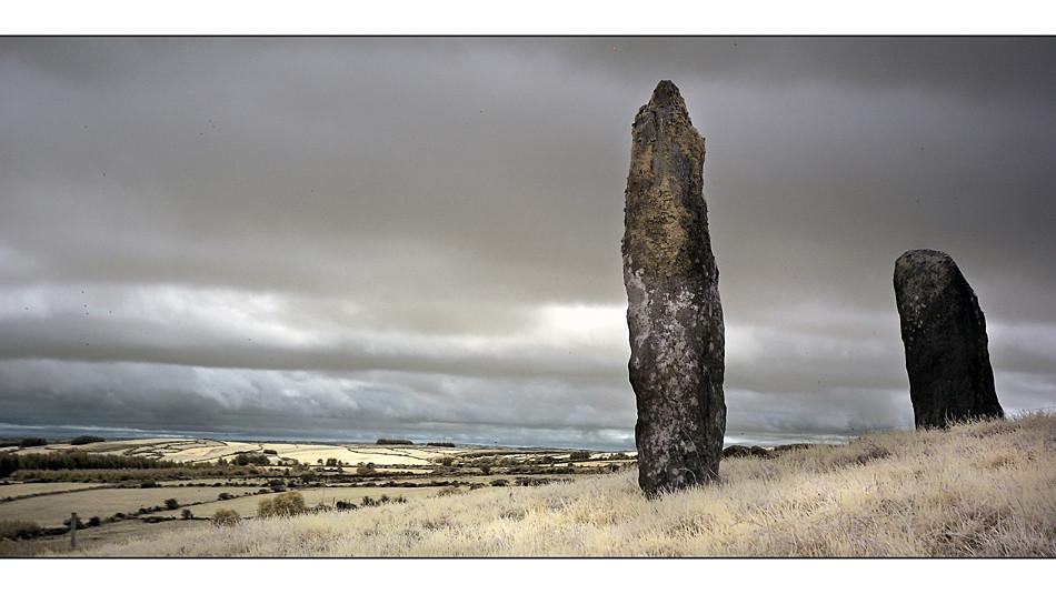 Standing Stone / Mallow - Co. Cork II (Infrarot)