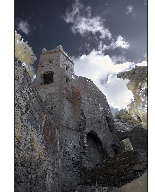 Mallow Castle III (Infrarot)