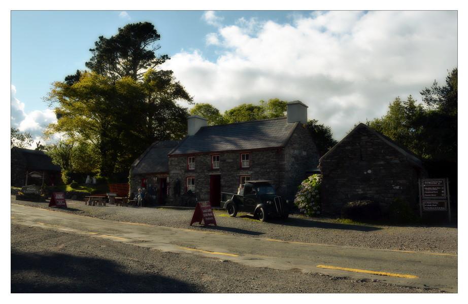 Molly Gallivans Cottage & Traditional Farm /Bonane, Co. Kerry II