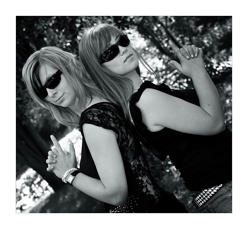 Rosalba + Christina