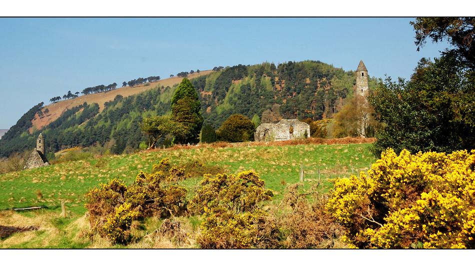 Glendalough / Wicklow Mountains XI