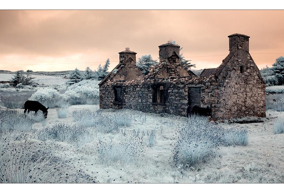 Achill Island / County Mayo VI (Infrarot)
