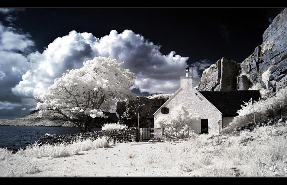 Elgol - Isle of Skye (Infrarot)