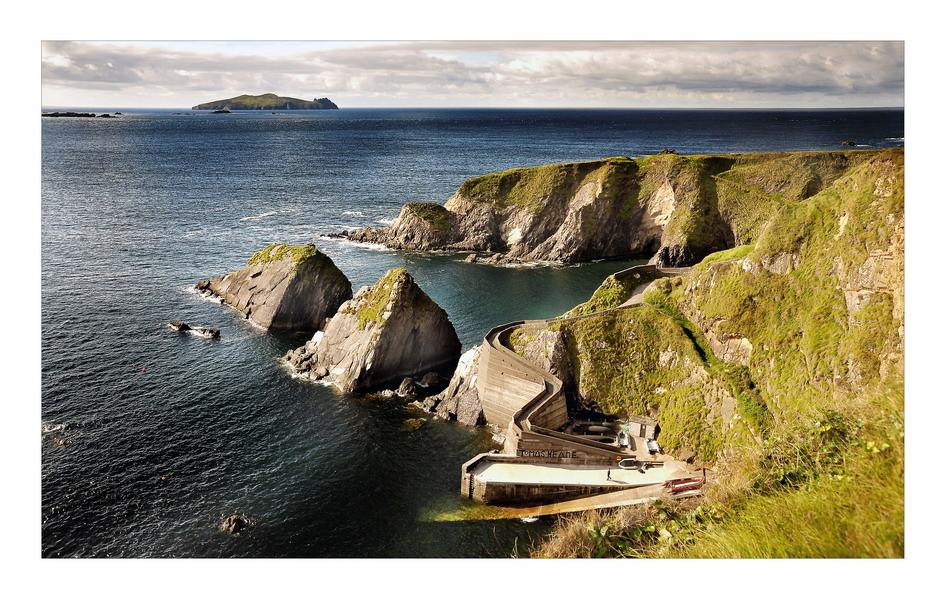 Dunquin Harbour, Dingle Peninsula, Co. Kerry II