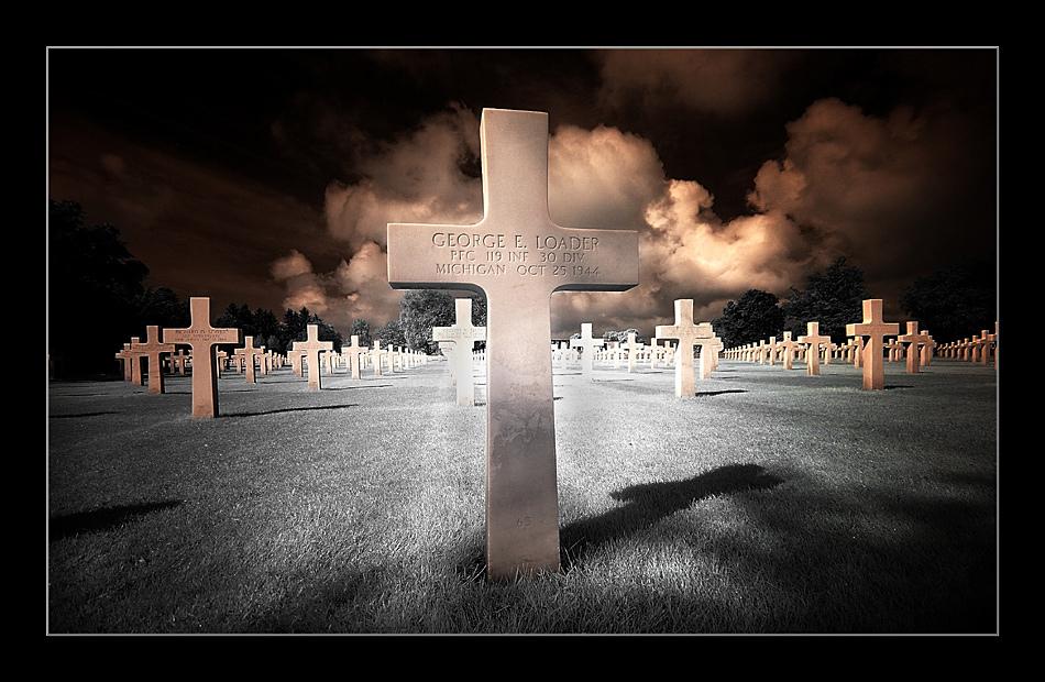 Soldatenfriedhof Henri-Chapelle II