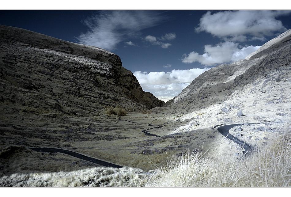 Gap of Dunloe / Killarney National Park VIII (Infrarot)