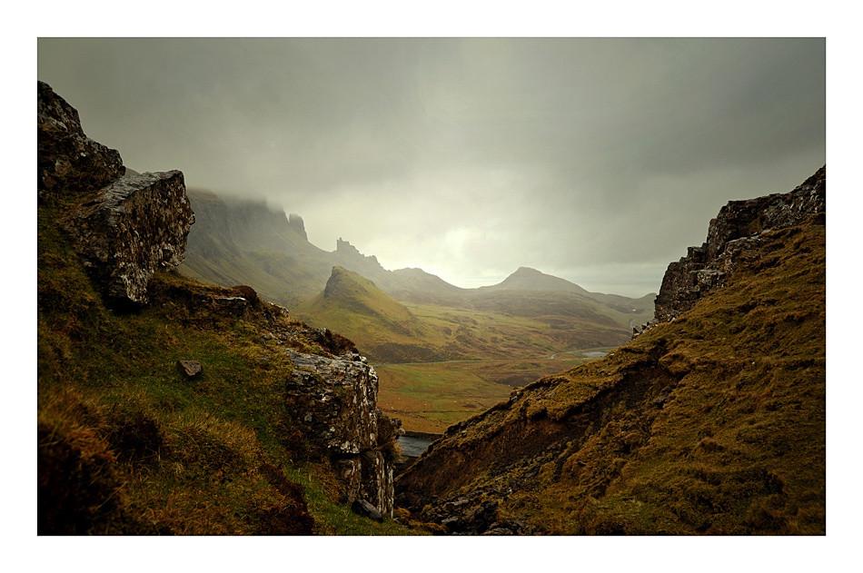 Quiraing-Massiv / Trotternish - Isle of Skye