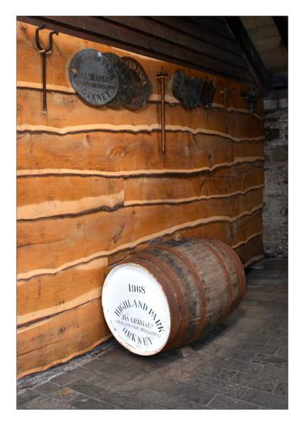 Highland Park Distillery / Mainland - Orkney V
