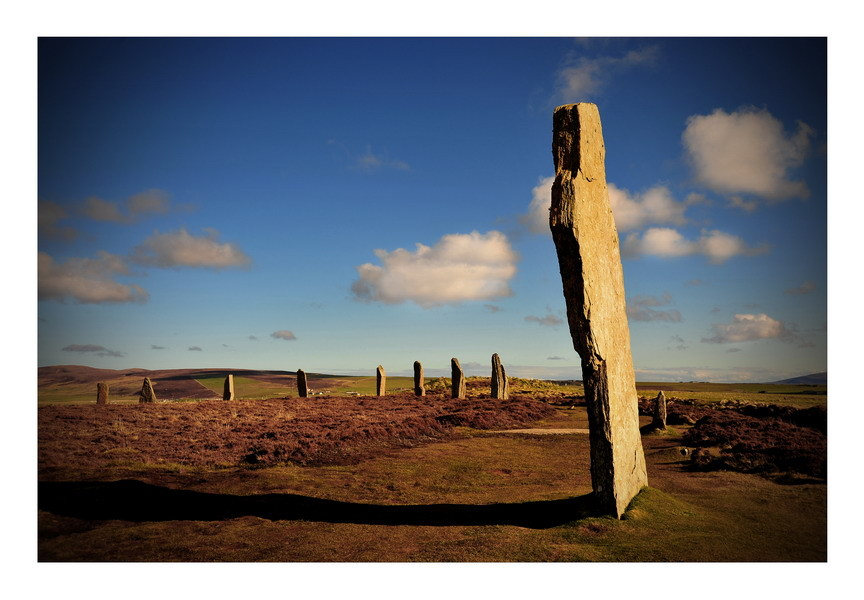 Ring Of Brodgar / Mainland, Orkney III