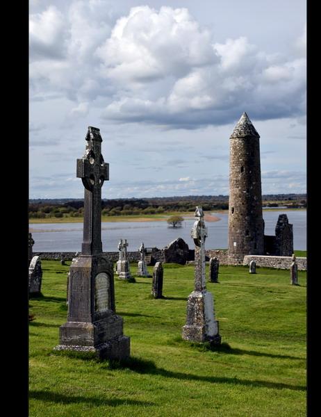 Clonmacnoise Monastery, Co.Offaly III