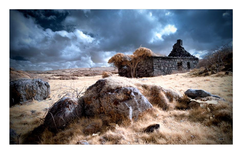 Burren, Co.Clare II (Infrarot)