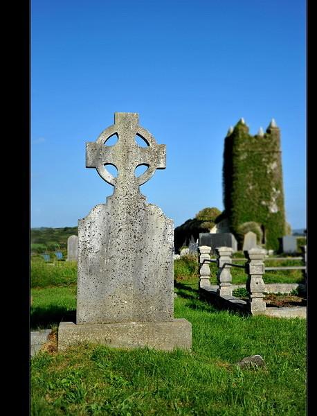 Old Saint Matthew`s Chruch / Kilcoe / Southwest of County Cork I