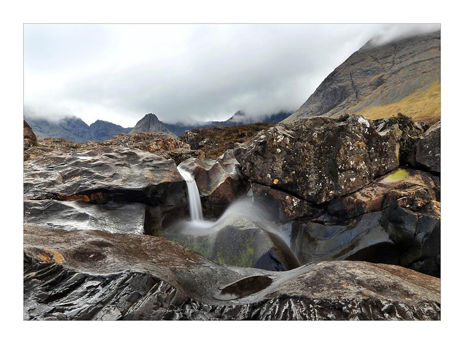 Fairy Pools and Cuillins / Isle of Skye IV