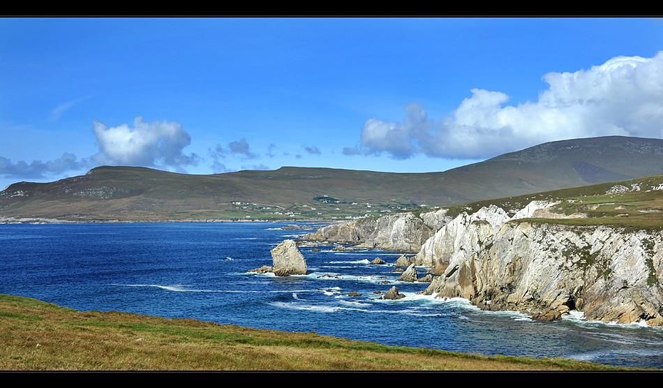 Ashleam Bay / Achill Island - County Mayo