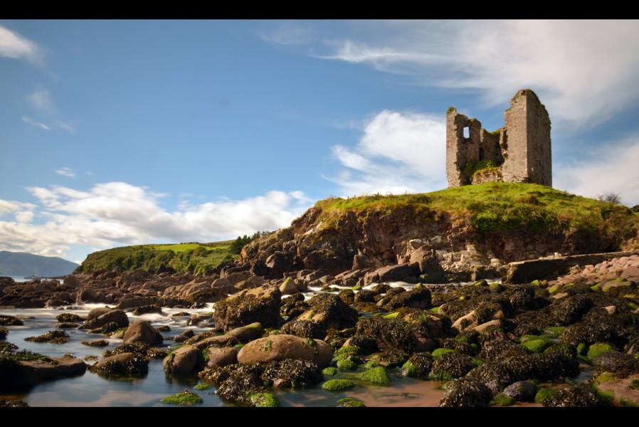 Minard Castle, Dingle Peninsula, Co. Kerry V